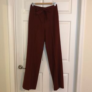 J. Crew Flared Trousers- new never worn- 10 Tall